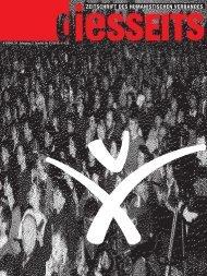 Zeitschrift des humanistischen verbandes - Humanistischer Verband ...