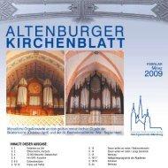 02-03/2009 - Kirchgemeinde Altenburg