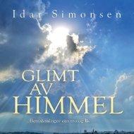 Bok: Glimt av himmel av Idar Simonsen
