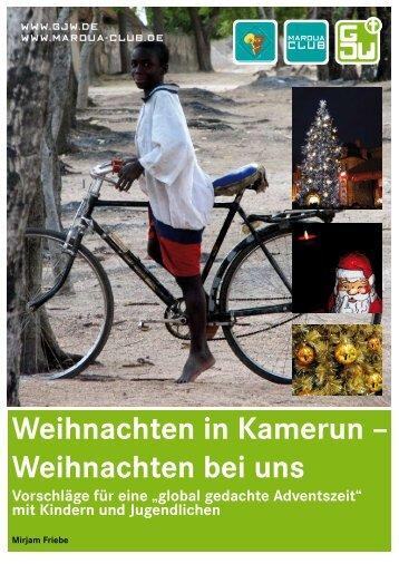Weihnachten in Kamerun - Gemeindejugendwerk des Bundes ...