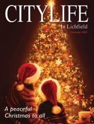 Citylife in Lichfield December 2020