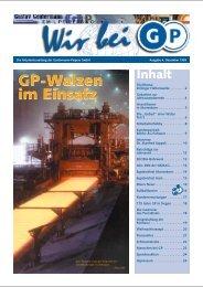 1999099 Werkszeitung/2-99/RZ (Page 1) - Gontermann-Peipers