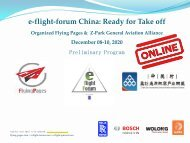 e-flight-forum English 2020 Version 6 Dezember