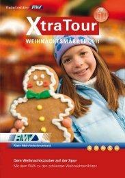 RMV-XtraTour Weihnachtsmärkte 2011 - Dadina