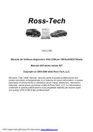 Ross-Tech - Auto Consulting