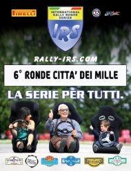 2° Ronde Costa Smeralda: Domani il via - Official Rally Series CSAI