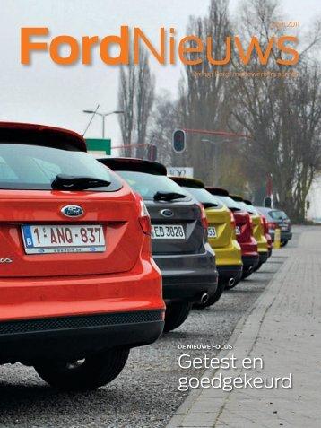 Getest en goedgekeurd - Ford
