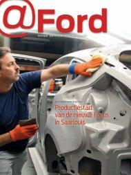 Productiestart van de nieuwe Focus in Saarlouis - Ford