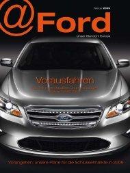 Vorausfahren - Ford