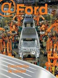 Mejorar la seguridad - Ford