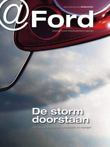 Ford Europe Dec/Jan 2008/2009 - Belgium
