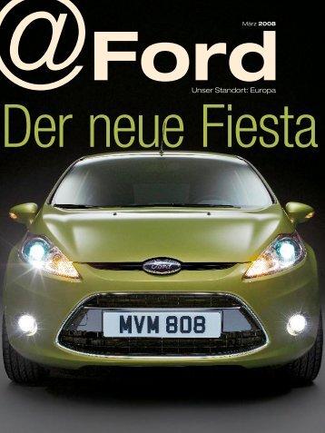 Unser Standort: Europa - Ford
