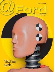 Sicher sein - Ford