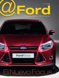 El Nuevo Focus - Ford