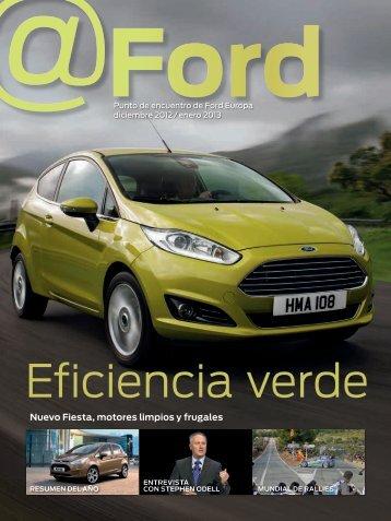 más seguridad en distancias cortas - Ford