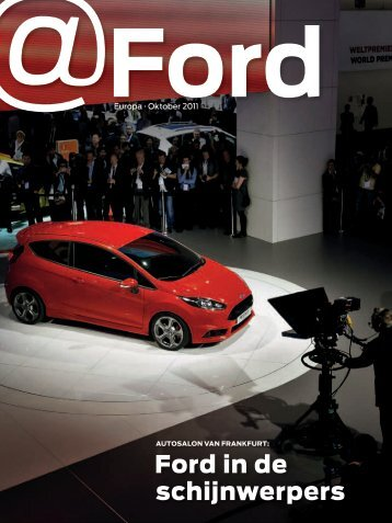 Ford118 - October - Belgium