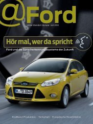 Ford125 - June 2012