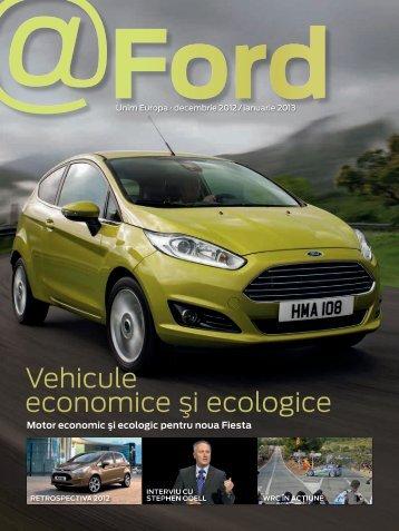 istoria în cifre - Ford