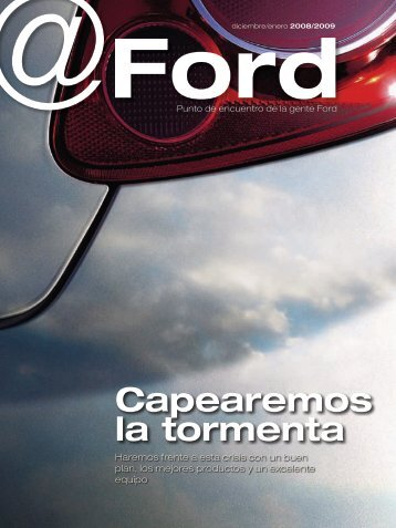 Capearemos la tormenta - Ford
