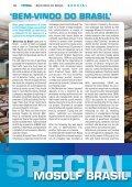 """BEM-VINDO DO BRASIL"" JUBILARE 2012 - Mosolf - Seite 6"