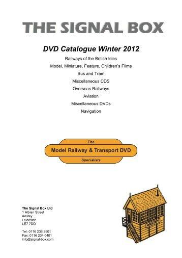 DVD Catalogue Winter 2012 - Signal Box