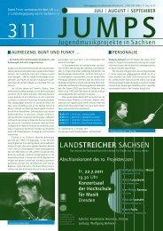 LANDStreicHer SAcHSEN - Sächsischer Musikrat eV
