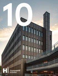 Broschüre Haus 10
