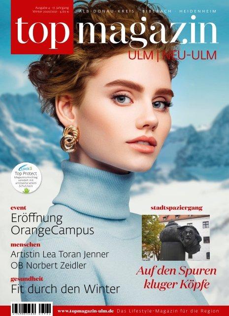 TOP Magazin Ulm 04/2020