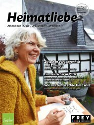 HEIMATLIEBE-BIGGESEE Ausgabe 11 Winter 2020