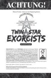Twin Star Exorcists: Onmyoji 15 (Leseprobe) DEXOR015