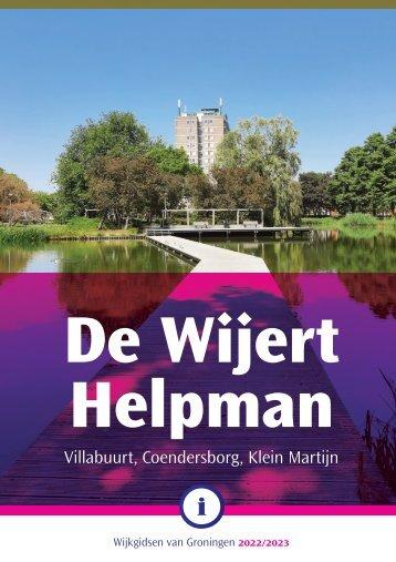 Wijkgids De Wijert Helpman 2020-2021