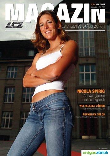 lcz-athlet als wichtigs - Leichtathletik-Club Zürich