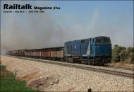 Railtalk Magazine