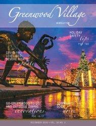 GV December Newsletter