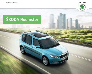 ŠKODA Roomster - MD