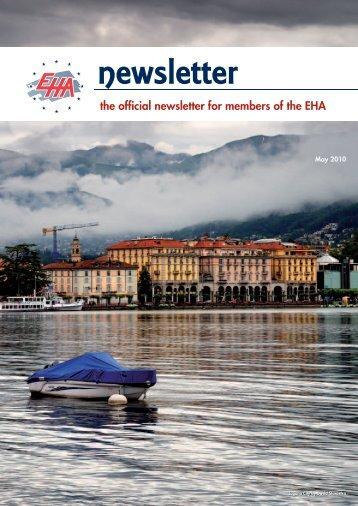 EHA Congress 15th Anniversary - European Hematology Association