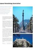 EHA Congress 15th Anniversary - European Hematology Association - Page 5