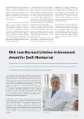 EHA Congress 15th Anniversary - European Hematology Association - Page 7