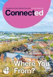 Connected issue 20