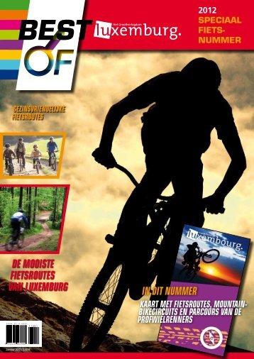 de mooiste fietsroutes van luxemburg - Département du tourisme