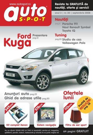 Ford - AUTOspot.ro