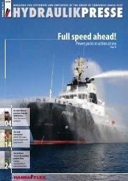 hydraulik - HANSA-FLEX Hydraulics Canada Inc.