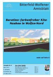 Amtsblatt 06-12 erschienen am 23.03.2012.pdf - Stadt Bitterfeld ...