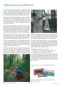 Skogen ger hälsa och välbefinnandet - Metla - Page 2