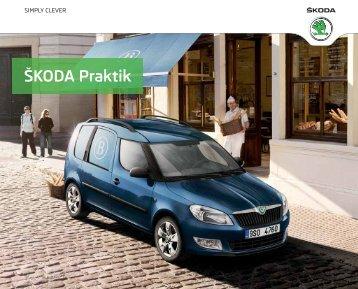 ŠKODA Praktik - Skoda