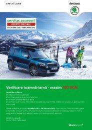 Oferte speciale - Auto Sibiu Magazine