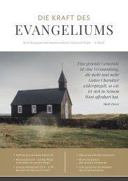 Die Kraft des Evangeliums 4/2020