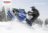 2021 Katalog Schneemobile