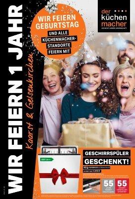 Prospekt für Braunschweig, Hildesheim & Wolfsburg