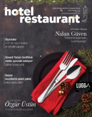 Hotel Restaurant December 2020